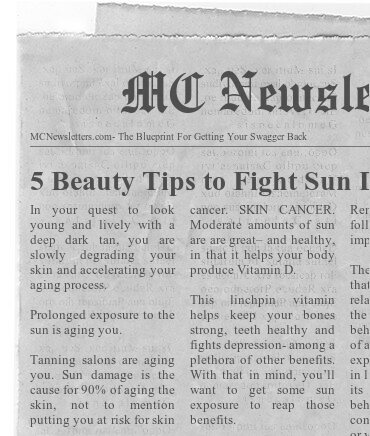 5 Beauty Tips to Fight Sun Damage