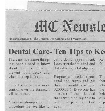 Dental Care- Ten Tips to Keep Your Dentist Away