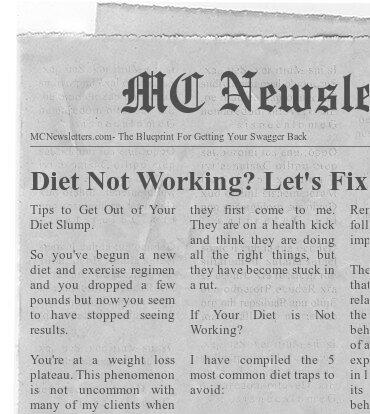 Diet Not Working? Let's Fix It!