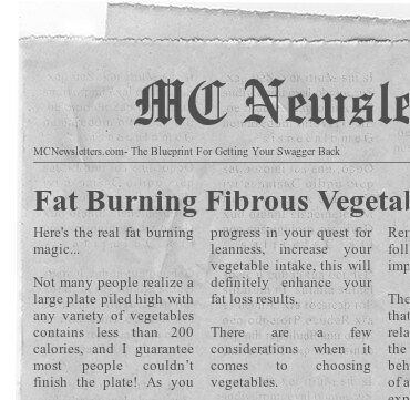 Fat Burning Fibrous Vegetables That Will Change Your Body