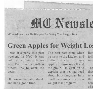 Green Apples for Weight Loss: The Green Apple (mini) Project
