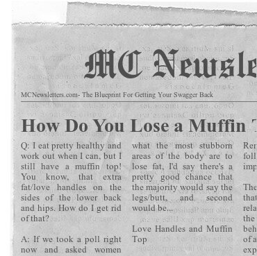How Do You Lose a Muffin Top and Love Handles?