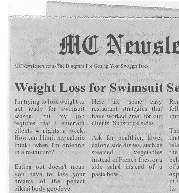 Weight Loss for Swimsuit Season: Prevent Blowing It When Eating Out