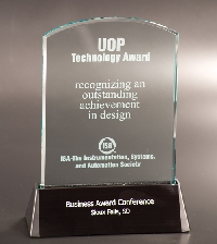 midnight-arch Engraved award