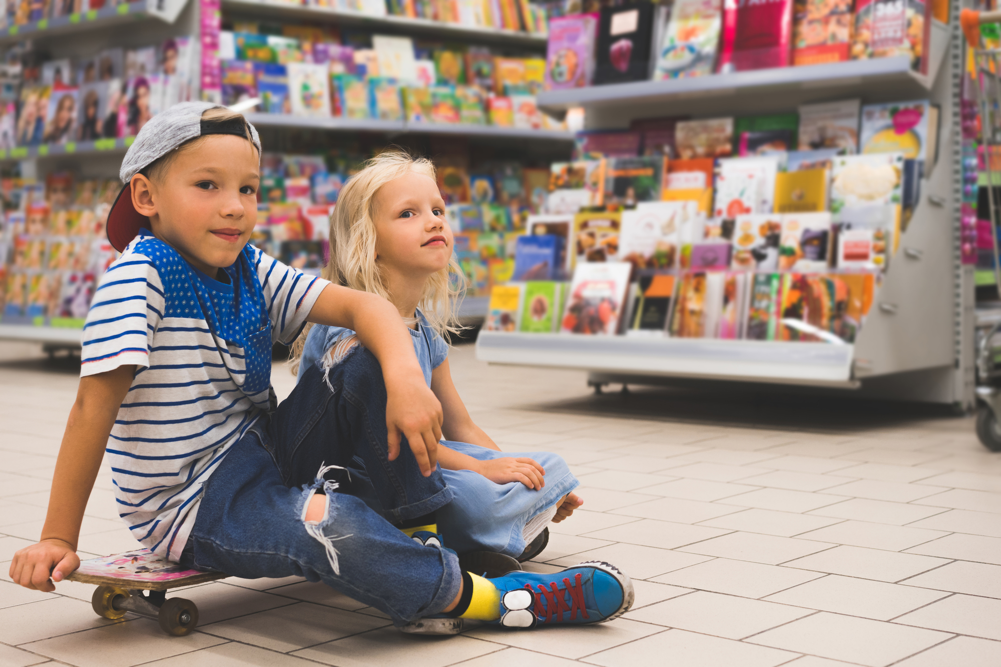 Creating a Custom Label Design For Kids' Products