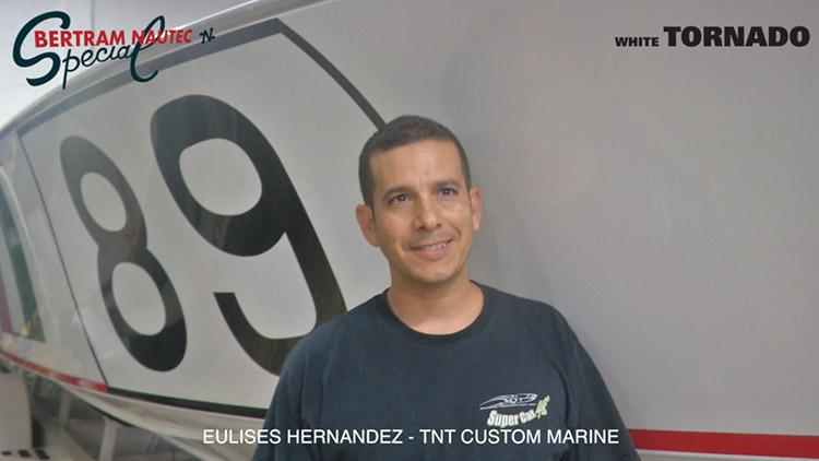 TNT Custom Marine - Restoration - Eulises Hernandez