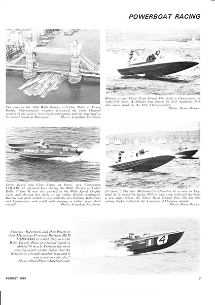 Review of Offshore Powerboat Racing