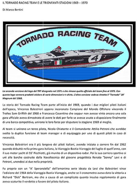 Tornado Racing Team - Italian