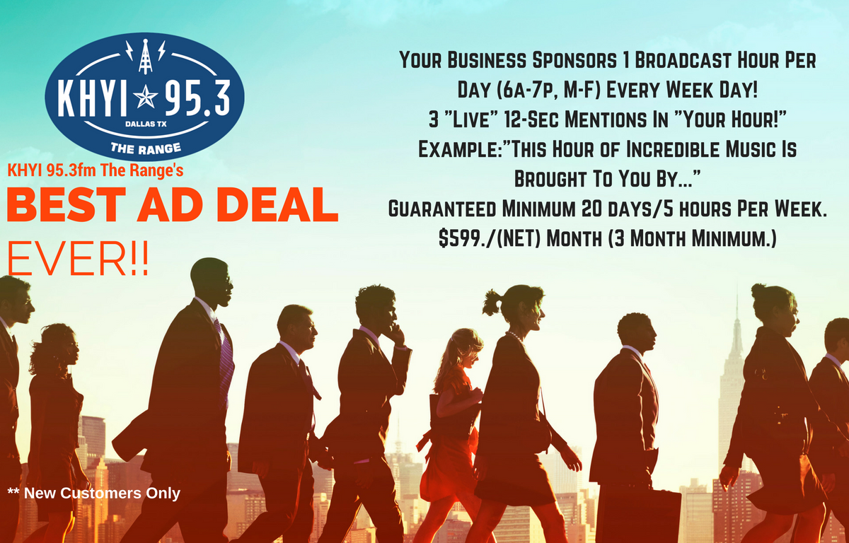 KHYI BEST DEAL EVER REVISED OFFICIAL- KHYI.com Dimensions