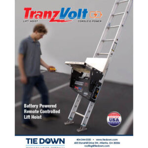 TranzVolt Instruction Manuals Data Sheet