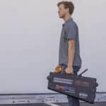 TranzVolt Roofing Platform Battery Power Carriage
