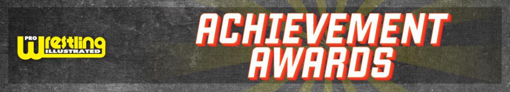 PWI Achievement Awards