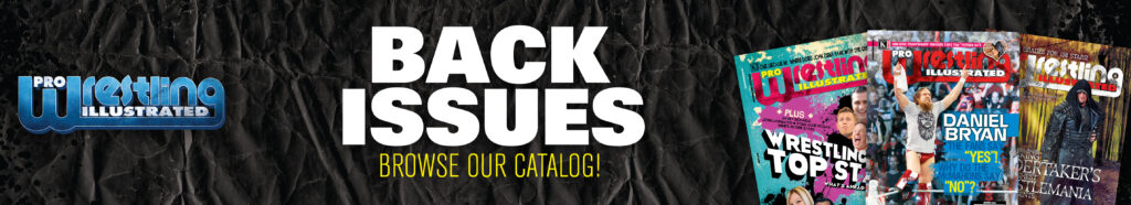 Shop For Back issues