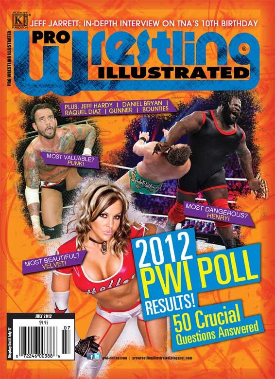 JULY 2012 PWI