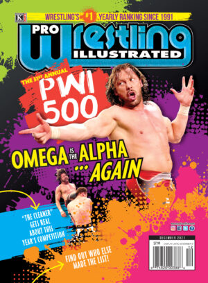 December 2021 - PWI 500 Issue