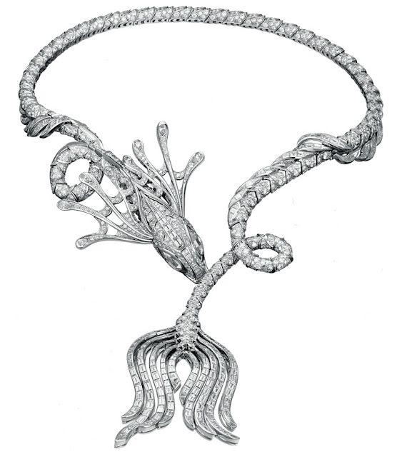 Van Cleef & Arpels Scylla Necklace