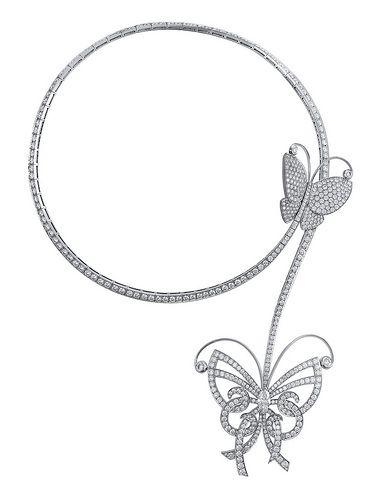 Van Cleef & Arpels - Envol necklace