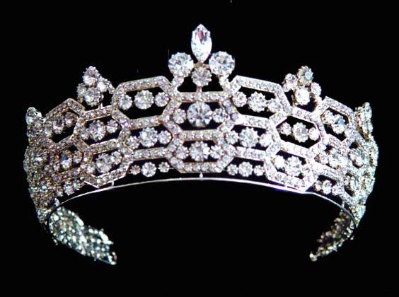 The Boucheron tiara