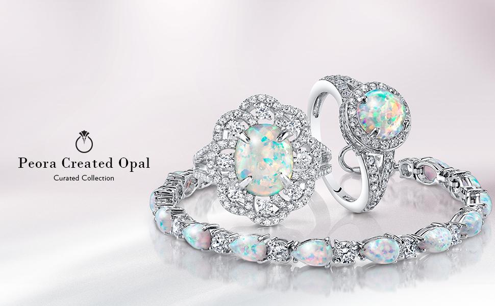 Peora Opal Jewelry