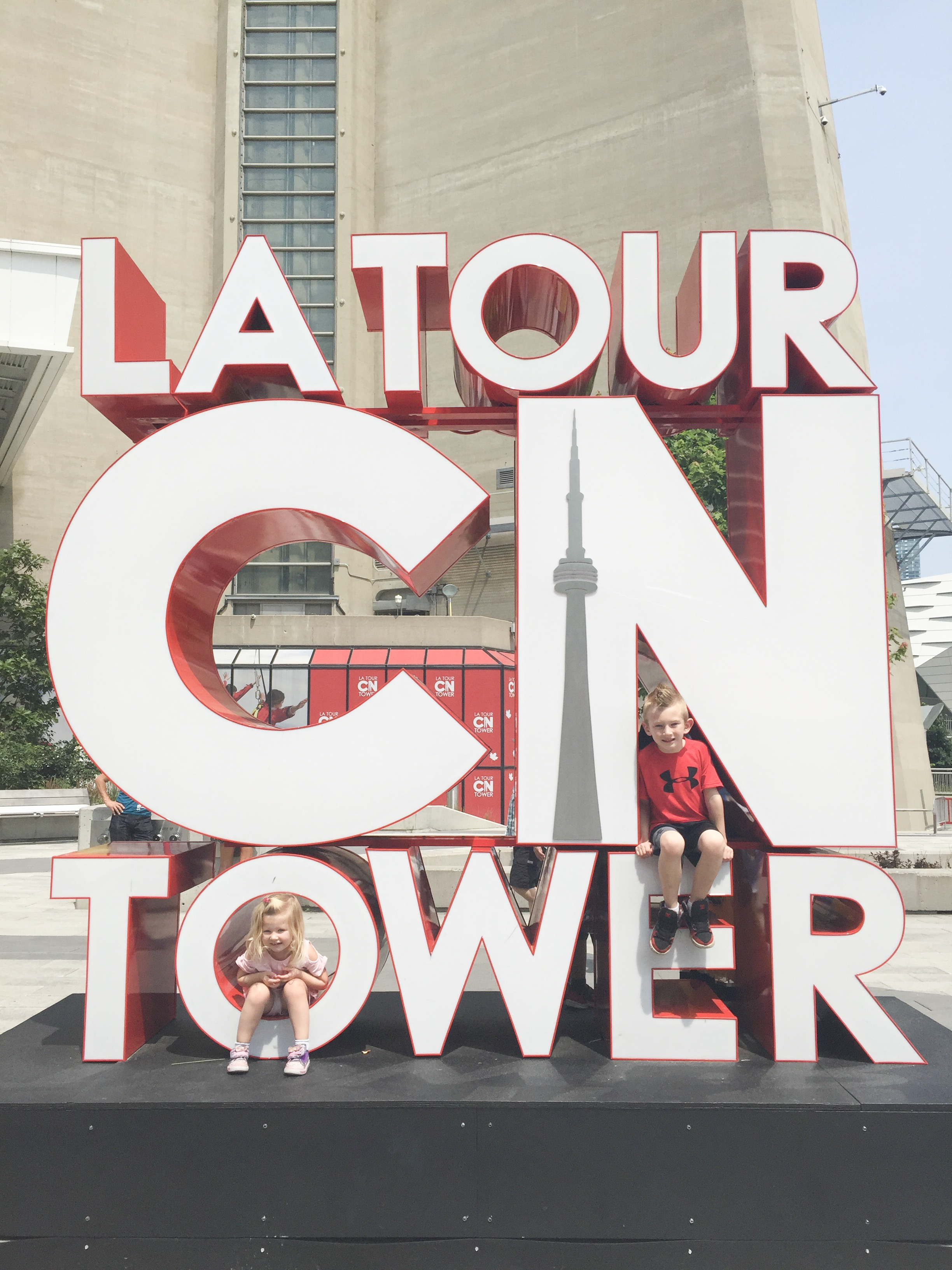 La Tour CN Tower Toronto
