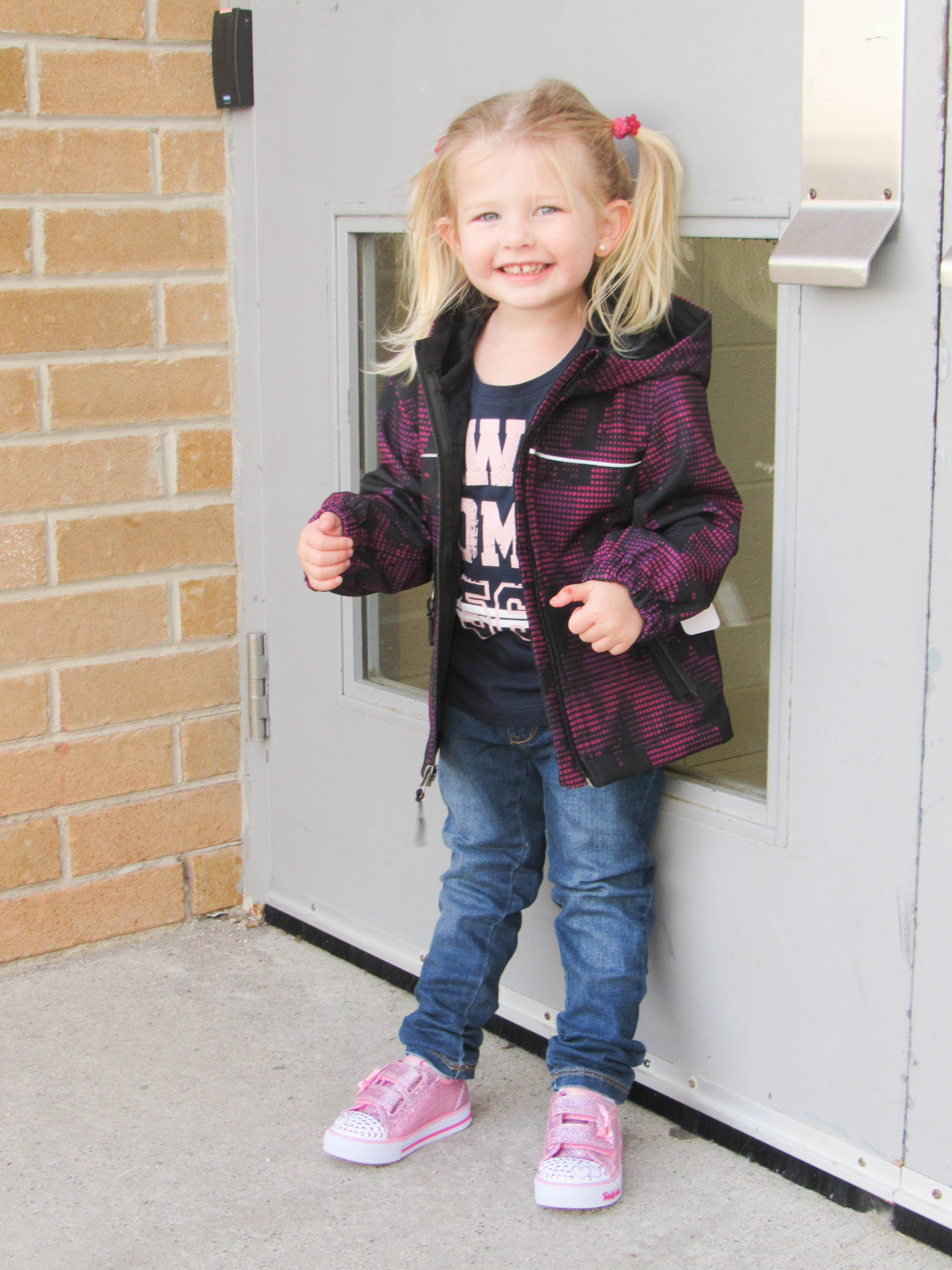 Fall Jacket for girls from Sears