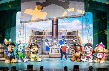 "PAW Patrol Live! ""The Great Pirate Adventure"