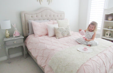 Toddler girl big girl room on Livin' Life with Style