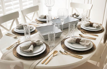 Thanksgiving Table Setting Ideas- Livin' Life with Style