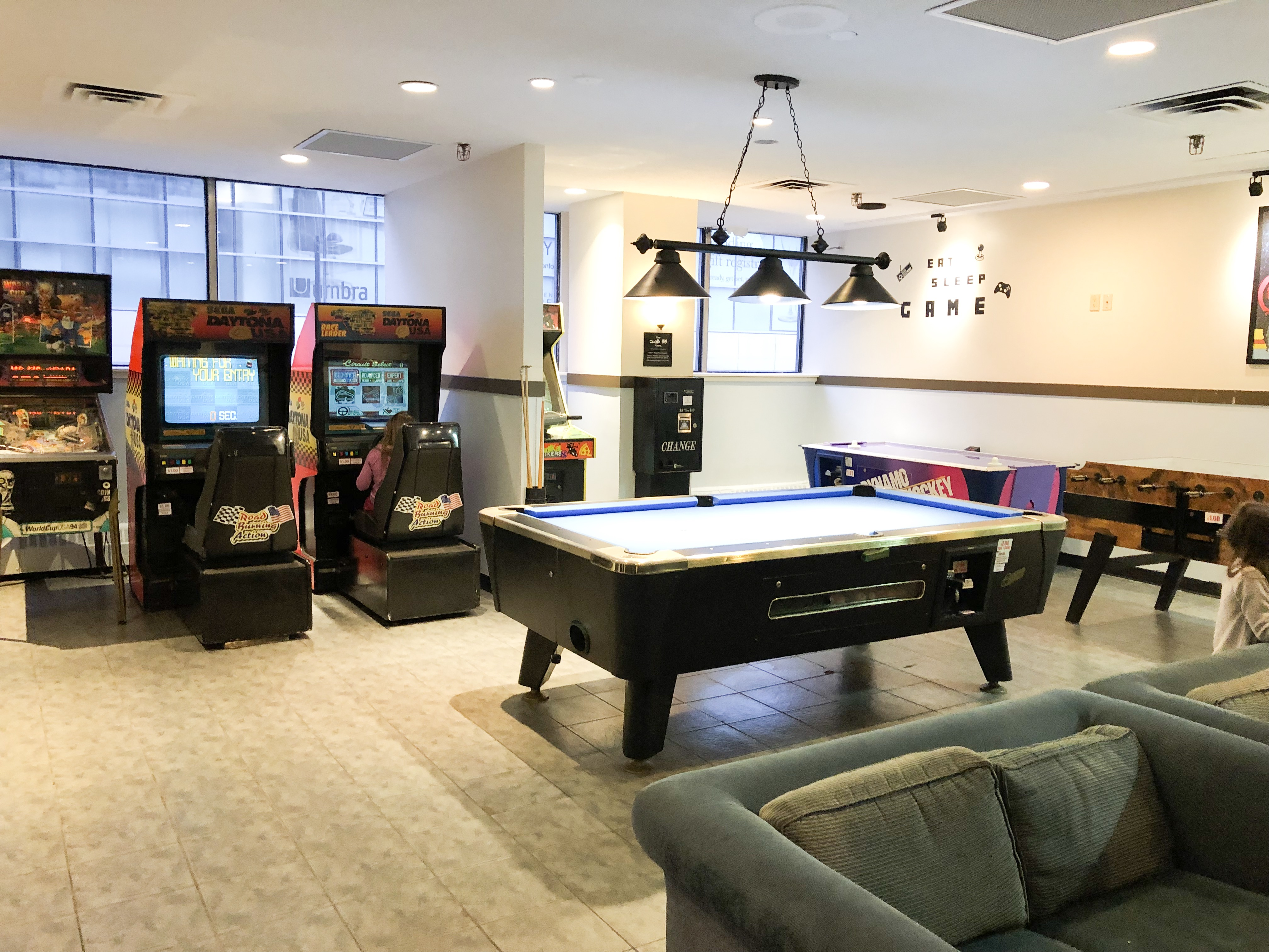 Family Fun Zone at the Chelsea Hotel Toronto review on livin life with style
