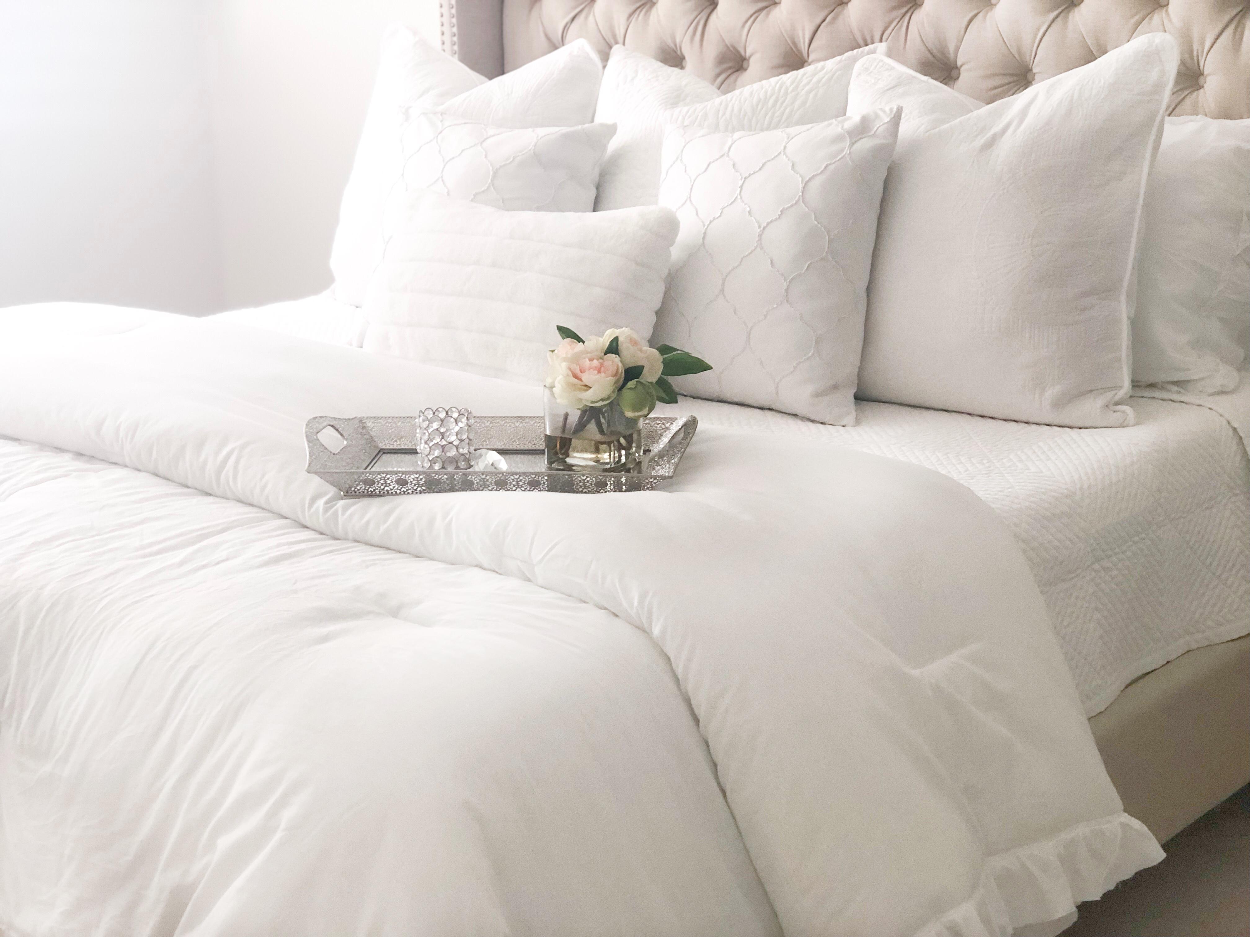Spring Bedding Refresh From HomeSense!
