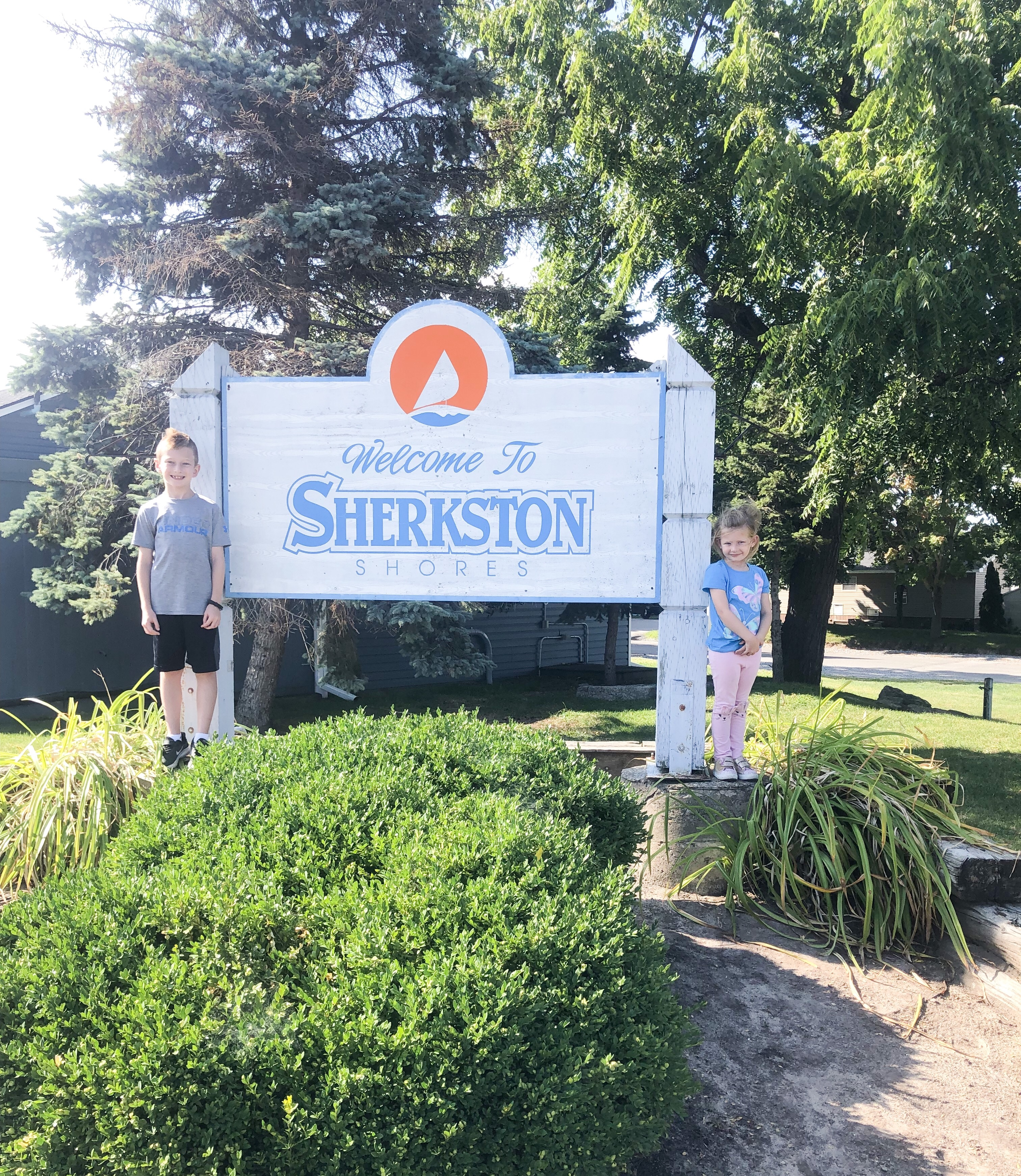 Sherkston Shores Resort getaway on Livin' Life with Style