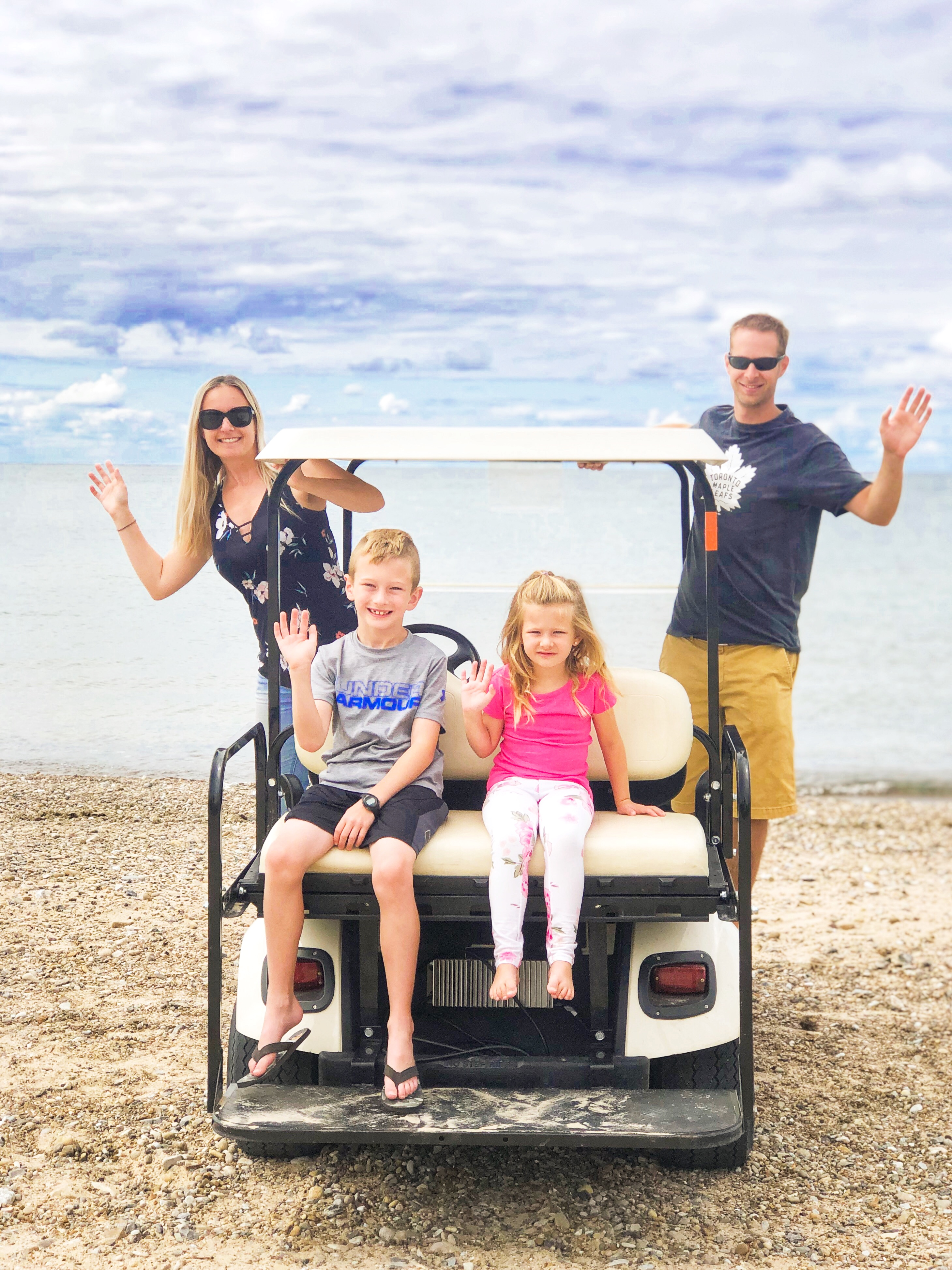 Travel Guide to Sherkston Shores on Livin' Life with Style