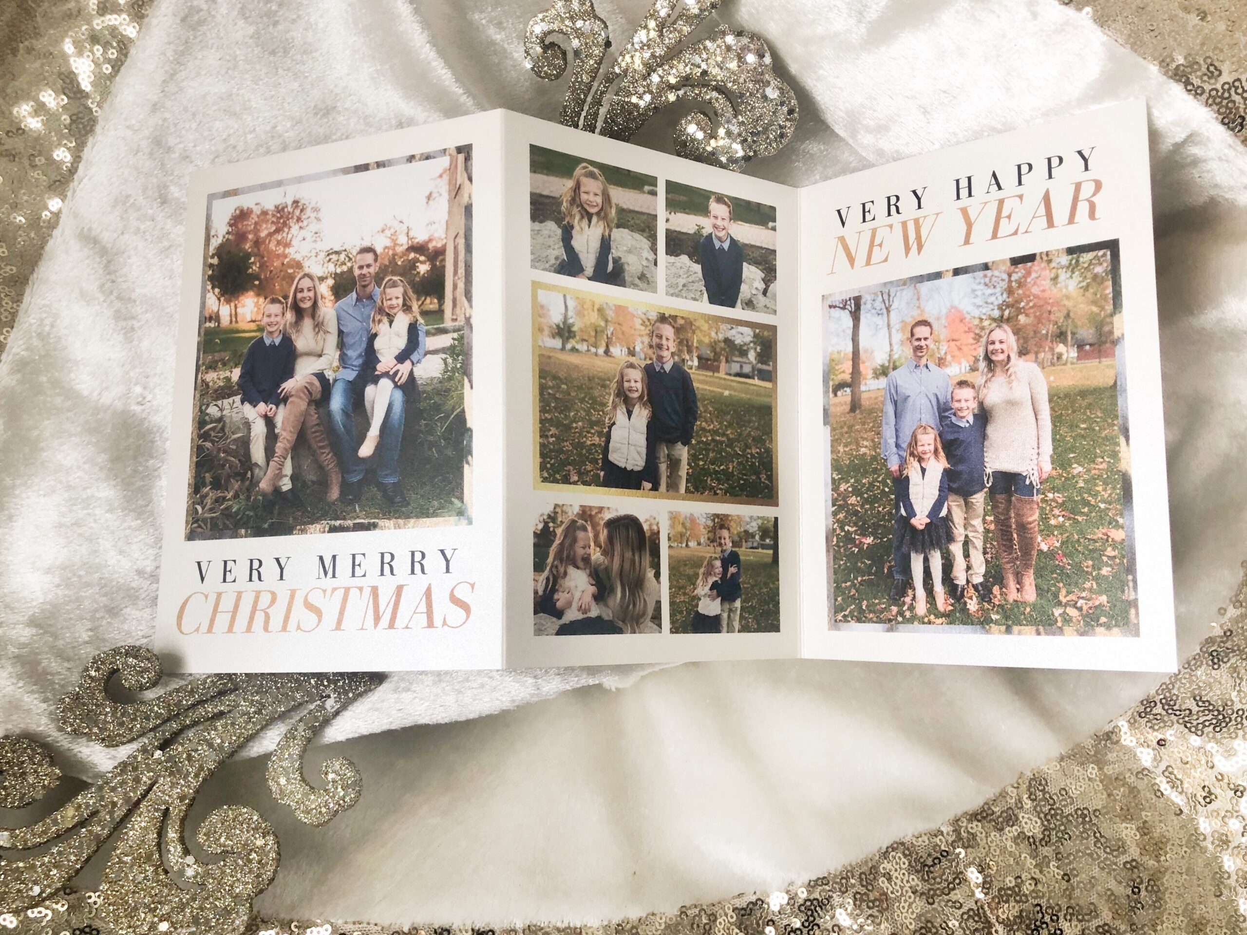 Our 2019 Holiday Cards from Tiny Prints