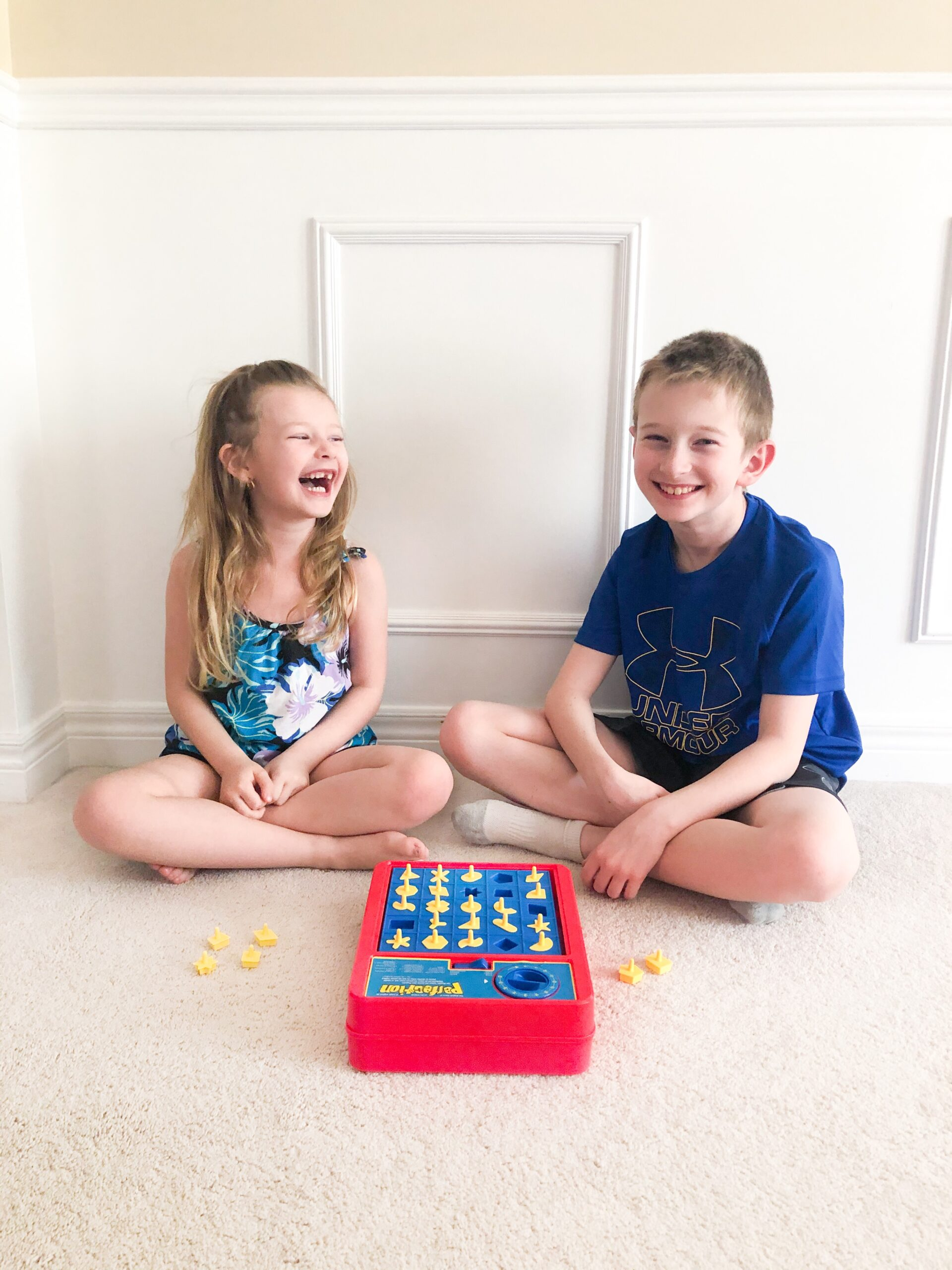 Hasbro Perfection Game Review on Livin Life with Style