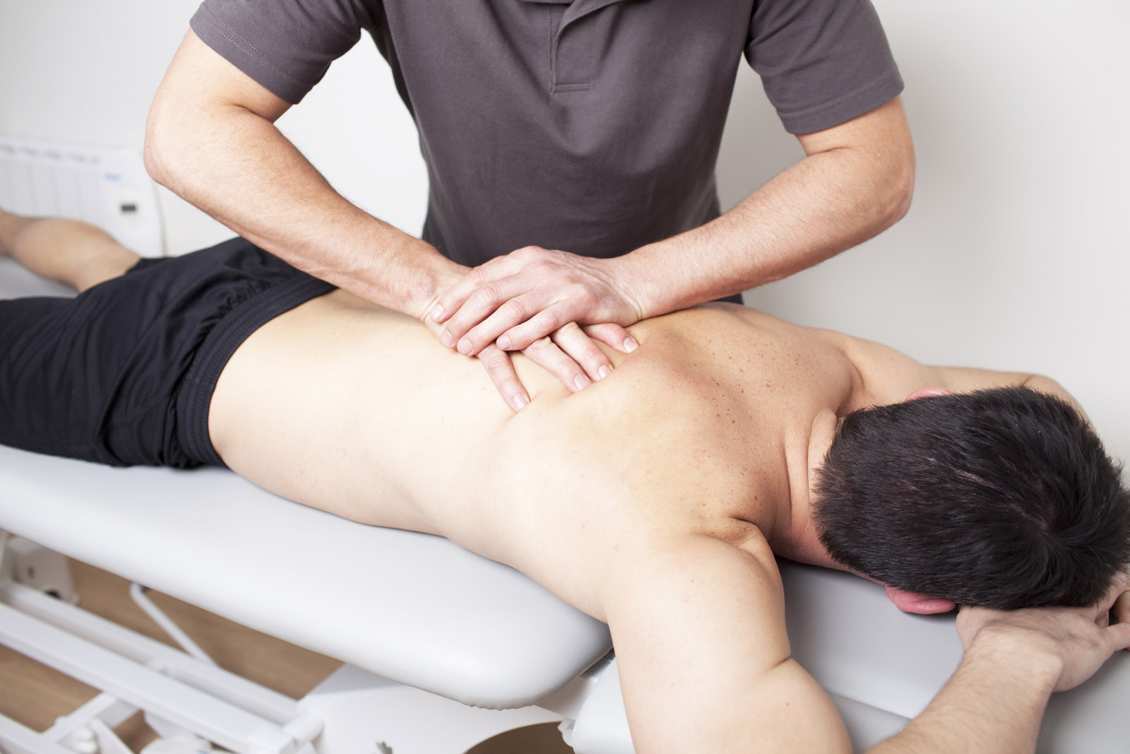 Sports injuries and rehab