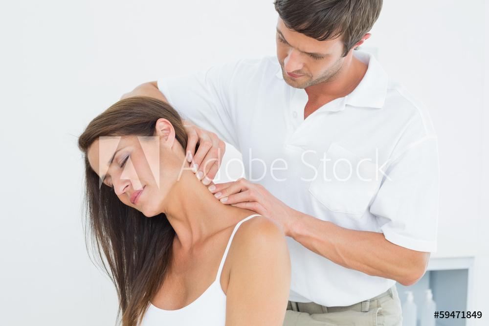 Neck, back, and lumbar pain