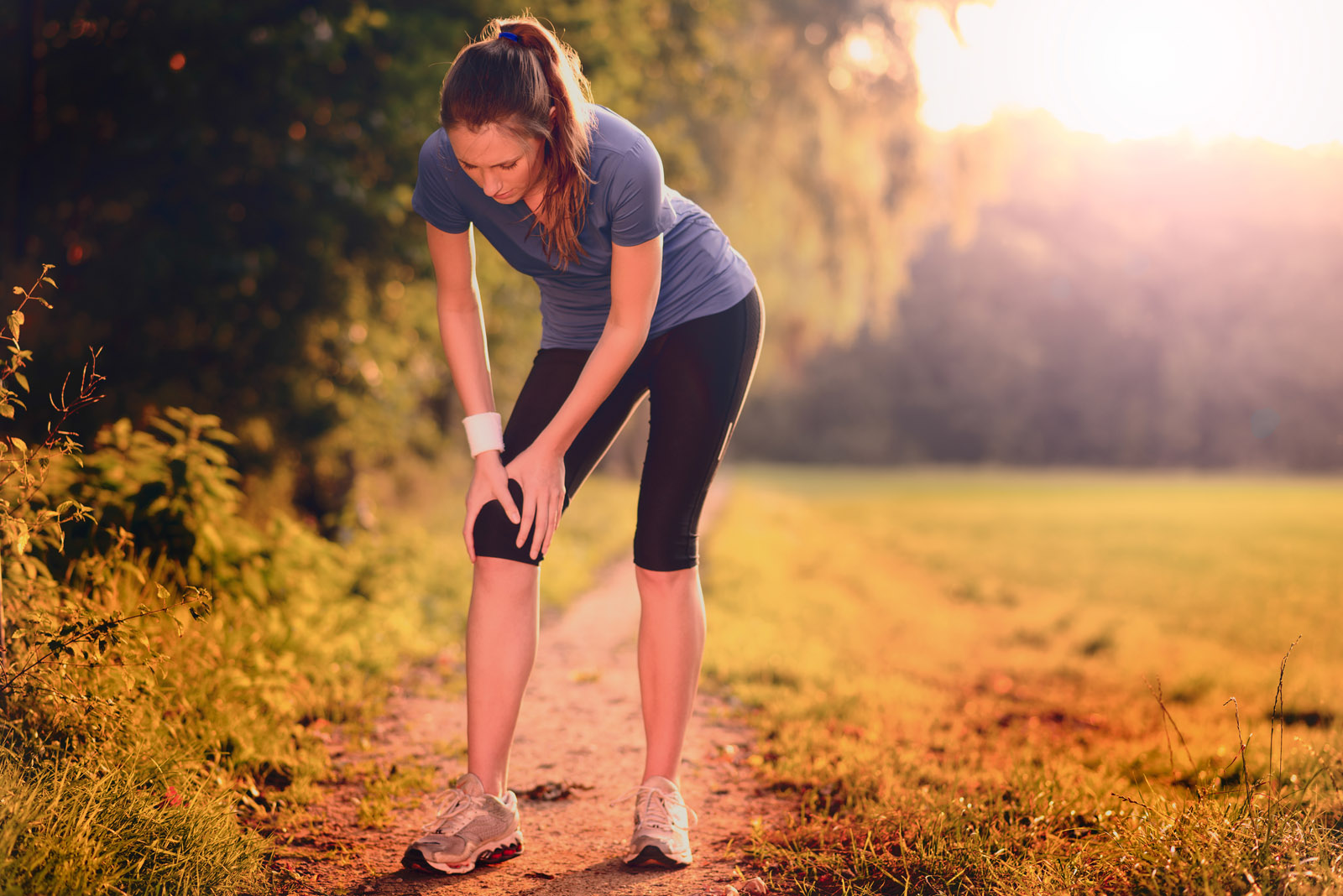 Muscle sprains/strains