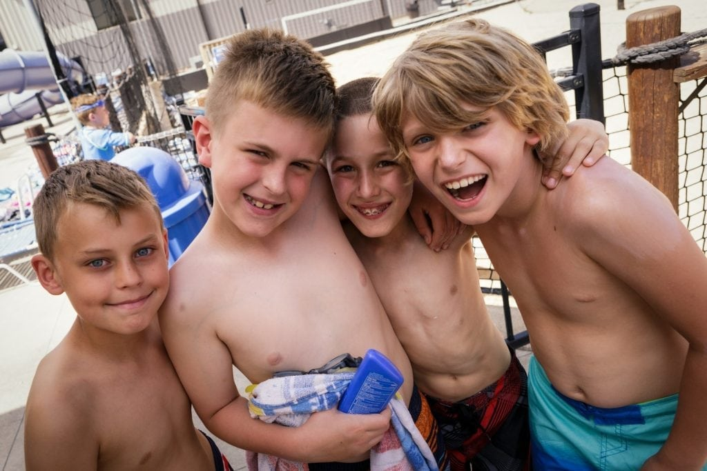 Madison Area Summer Waterpark Schedule