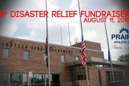 Sun Prairie Disaster Relief Fundraiser at Prairie Athletic Club