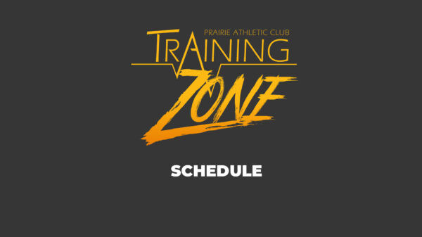 PAC-Training-Zone-Schedule
