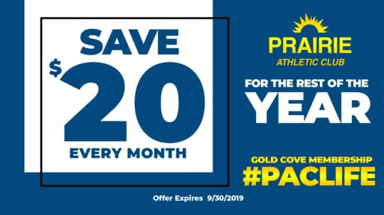 Save 20 For 2019-Sept-30th