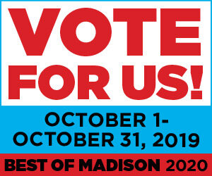 Best of Madison 2020 Vote for Prairie Athletic Club