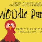 WODle Run - Thanksgiving Run in Sun Prairie