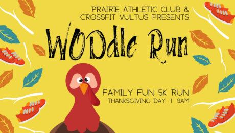 WODle Run - Thanksgiving Run in Sun Prairie