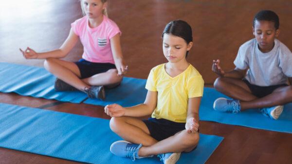 Youth Yoga at Prairie Athletic Club