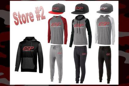 Elite Sports Performance Merchandise