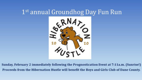 1st Annual Groundhog Day Fun Run #paclife
