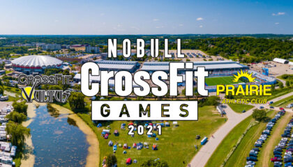 Crossfit Games Madison 2021 with Crossfit Vultus and Prairie Athletic Club