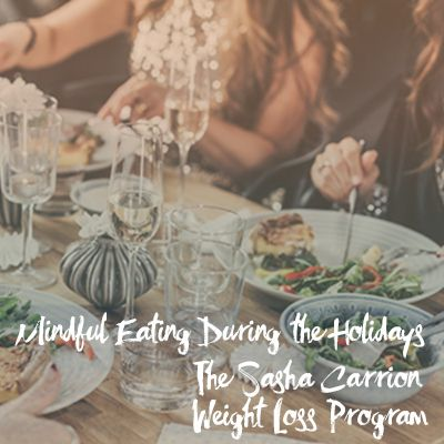 Mindful Eating During the Holidays