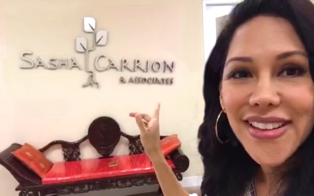 A Tour Of My Swanky Hypnotherapy & Life Coaching Office in LA